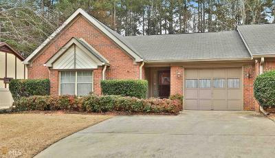 Peachtree City GA Condo/Townhouse New: $258,500