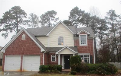 McDonough Single Family Home New: 228 Winthrop Lane