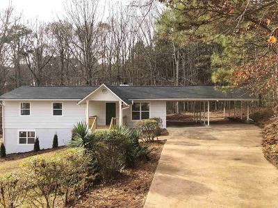 Newnan Single Family Home New: 80 Sunnyland Dr