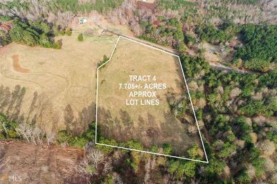 Covington Residential Lots & Land New: Paul Smith Road #4