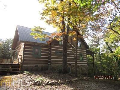 Clarkesville Single Family Home Under Contract: 368 Winding Creek Ln