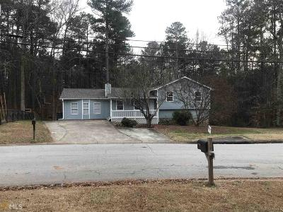 Suwanee Single Family Home New: 488 Arbour Run