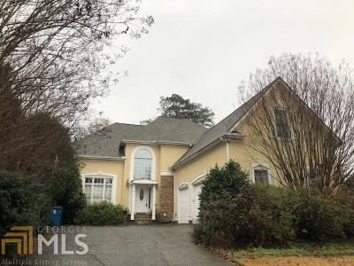Suwanee Single Family Home For Sale: 3260 Peace Ln
