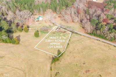 Covington Residential Lots & Land New: Paul Smith Road #3