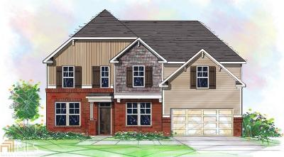Loganville Single Family Home New: 258 Misty Grove Dr