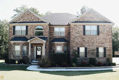 Douglasville Single Family Home New: 4481 Ridge Mill Ter