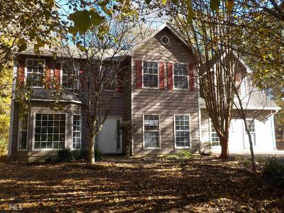 Single Family Home Under Contract: 8400 Glenwoods Dr