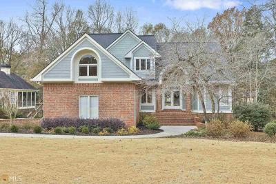 Peachtree City GA Single Family Home For Sale: $539,000