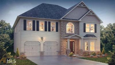 Loganville Single Family Home New: 246 Misty Grove Dr