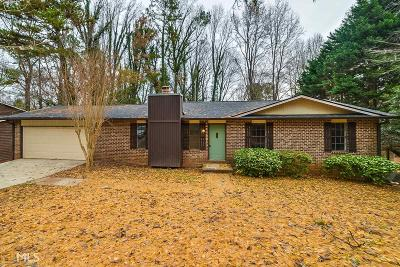 Lilburn Single Family Home New: 998 Chartley Drive SW