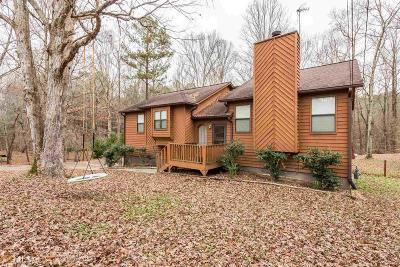Acworth Single Family Home New: 3446 Hill Ln