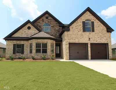 Loganville Single Family Home New: 803 Holly Mist Ct