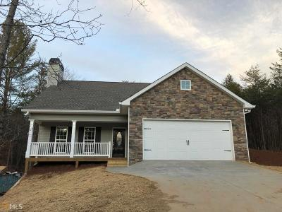 Habersham County Single Family Home Under Contract: 229 Southern Estates Dr