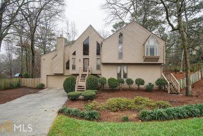 Marietta Single Family Home New: 5122 Davidson Road NE