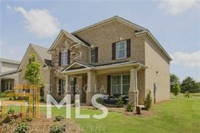 Loganville Single Family Home New: 809 Holly Mist Ct
