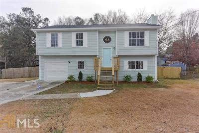 Powder Springs Single Family Home New: 2969 Hollow Ln
