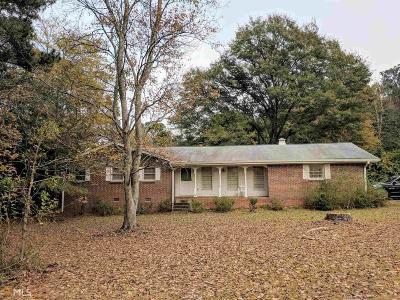 Fayetteville Single Family Home For Sale: 879 Sandy Creek Dr