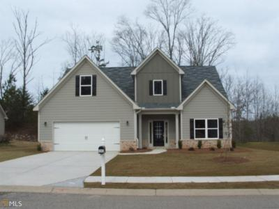 Hall County Single Family Home New: 4343 Highland Gate Parkway #114