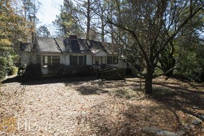 Atlanta Single Family Home New: 1443 Merriman Ln