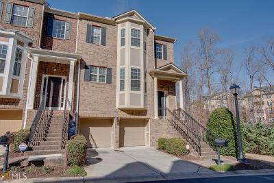 Atlanta Condo/Townhouse New: 1868 Cedar Glenn