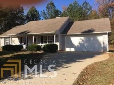Butts County Single Family Home Under Contract: 140 Stoney Brook Cir