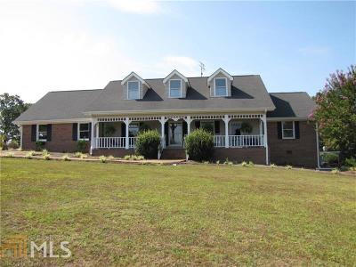 Elbert County, Franklin County, Hart County Single Family Home For Sale: 3177 Calhoun Falls Hwy