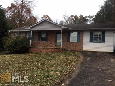Cleveland Single Family Home New: 2451 Highway 115 West