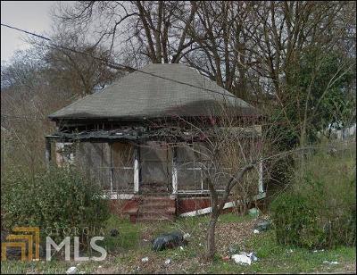 Atlanta Single Family Home New: 813 Coleman