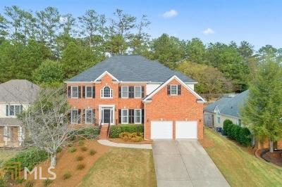 Marietta Single Family Home New: 2975 Nestle Creek Dr