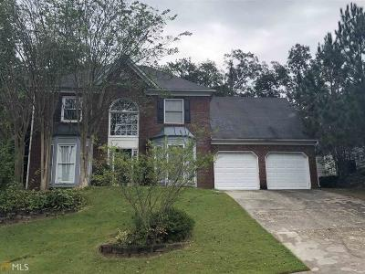 Acworth Single Family Home New: 4960 Niagara