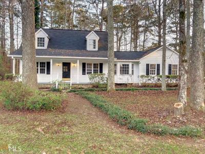 Fayetteville Single Family Home New: 100 Carrollwood Dr