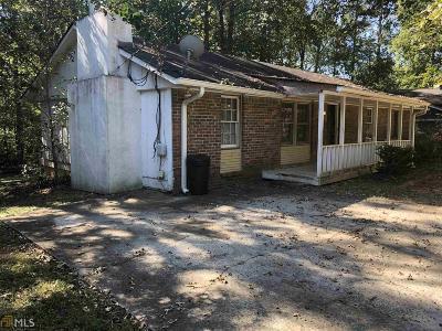 Marietta Single Family Home New: 3172 Fern Valley Drive SW