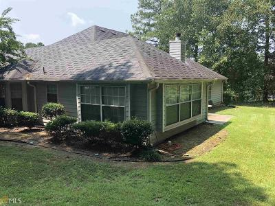 Lithonia Single Family Home Under Contract: 8374 Falling Rocks Way