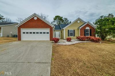 Powder Springs Single Family Home New: 3327 Hobbit Gin