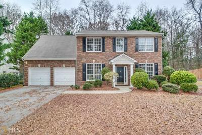 Alpharetta Single Family Home New: 1085 Winthrope Park Dr