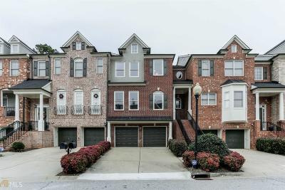 Smyrna Condo/Townhouse New: 1417 Montclair Ct