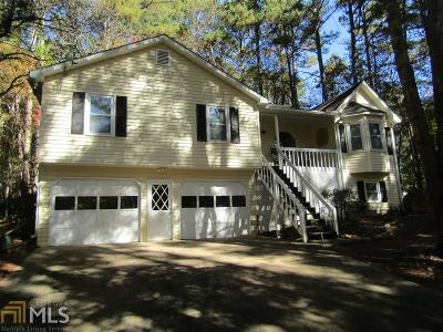 Canton Single Family Home New: 1885 Mountain Trace