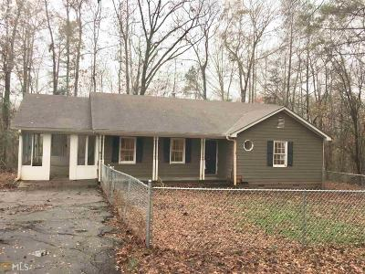 Single Family Home Under Contract: 580 Mangham Rd
