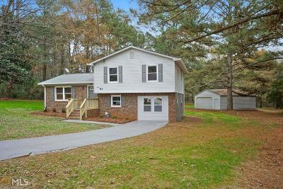 McDonough Single Family Home New: 67 Ann Court