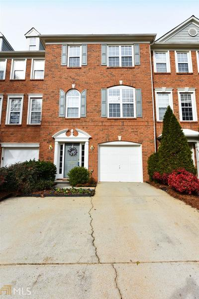 Norcross Condo/Townhouse Under Contract: 3232 Trace Vw Cir