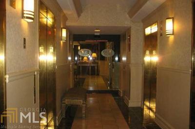 Atlanta Condo/Townhouse New: 1280 W Peachtree St #3412