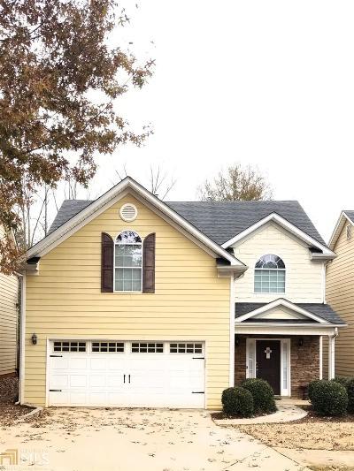Newnan Single Family Home New: 65 Stony Oak Dr