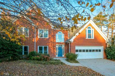 Alpharetta Single Family Home New: 125 Gate Dancer Way