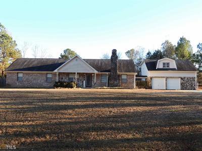 Loganville Single Family Home New: 3614 Pamela