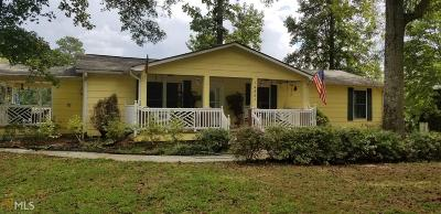 Douglasville Single Family Home New: 4861 Redman Shoals Rd