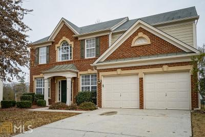 Suwanee Single Family Home For Sale: 8465 Friarbridge Dr