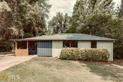 Decatur Single Family Home New: 3382 Wren Road