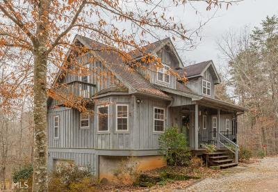 Habersham County Single Family Home New: 800 Beaver Lake Dr