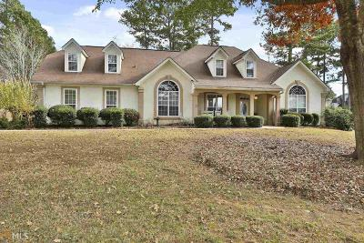 Peachtree City GA Single Family Home Under Contract: $412,600