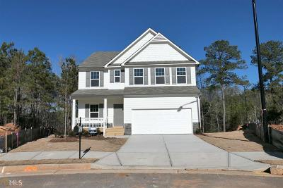 Carroll County, Douglas County, Paulding County Single Family Home New: 92 Poplar Ln #159